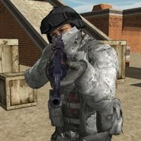 Counter City Strike Commando Action