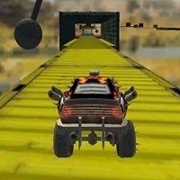 Mega Levels Car Stunt Impossible Track