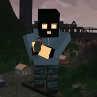 Pixel Battle Royale Multiplayer