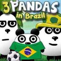 3 Pandas: In Brazil