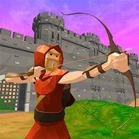 Archer Master 3D Castle Defense