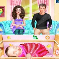 Baby Care Dress Up