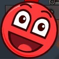 Ball Hero: Red Bounce Ball