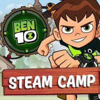 Ben 10: Steam Camp