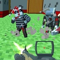 Blocky Wars Advanced Combat SWAT