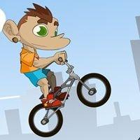 Bmx Bike Freestyle Racing