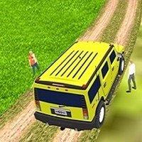 Crazy Taxi Jeep Drive