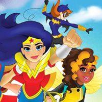 DC Super Hero Girls Flight School