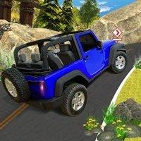 Drive Offroad Hill Climb Jeep