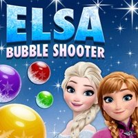Elsa Bubble Shooter