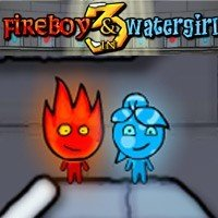 Fireboy and Watergirl 3 In The Forest Temple