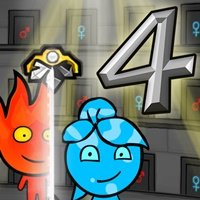 Fireboy and Watergirl 4 The Crystal Temple Html5