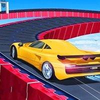 Impossible Tracks Car Stunts Game