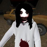 Jeff The Killer Horrendous Smile
