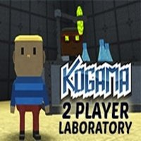 Kogama: 2 Player Laboratory
