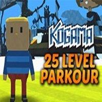 Kogama: 25 Level Parkour