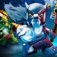 Lego Chima: Worriz Combat Lair
