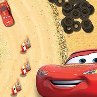 Lightning McQueen's Off-Road Training