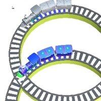 Lowpolly Train