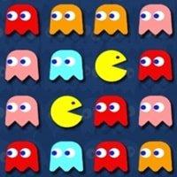 Match 3 Pac-Man