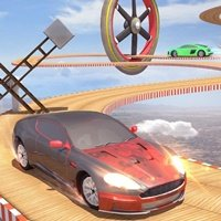 Mega Ramp Car Stunts Racing: Impossible Tracks 3D