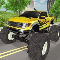 Monster Truck Driving Simulator