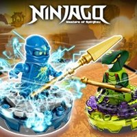 Ninjago: Energy Spinner Battle