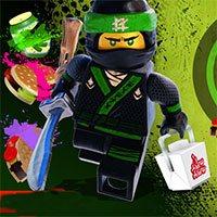 Lego Ninjago: Ninja Training Academy