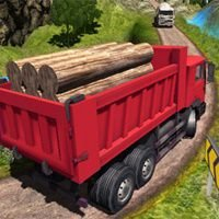 Offroad Indian Truck Hill Drive