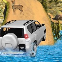 Offroad Jeep Driving Simulator