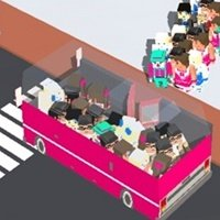 Overloaded Transport Bus Passengers