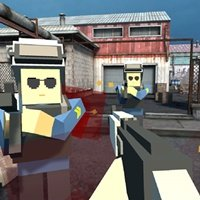 Pixel Factory Battle 3D