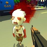 Pixel Zombie Die Hard io