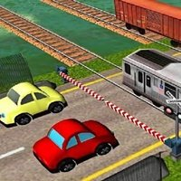 Railroad Crossing 3D