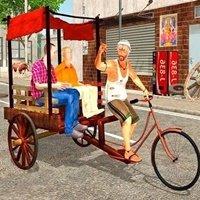Rickshaw Driving Simulator