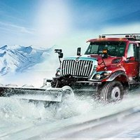 Snow Plow Truck Driver