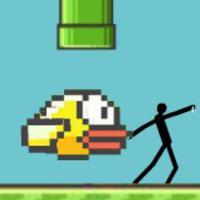 Spider Stickman 3: Flappy Bird