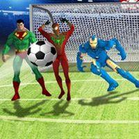 Superhero Soccer World Cup