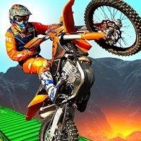 Tricks Master Stunt Bike Race