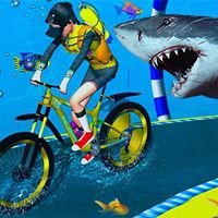 Underwater Cycling Adventure