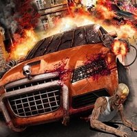Zombie Dead Highway Car Race